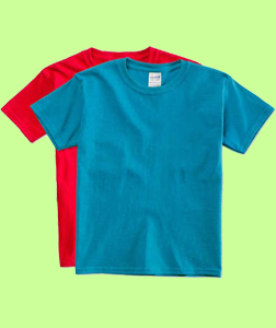 Tshirt 100% Cotton