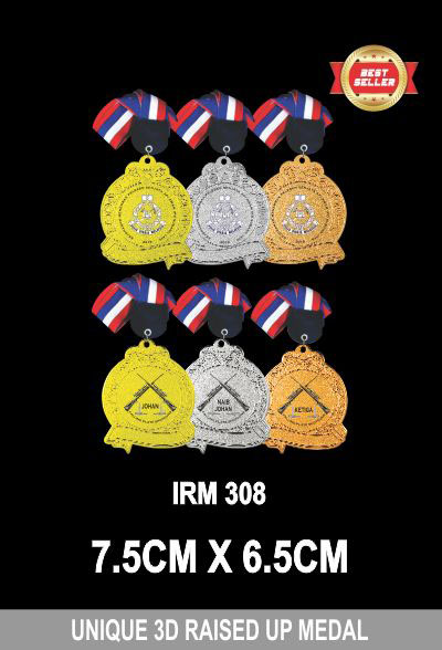 medal irm308