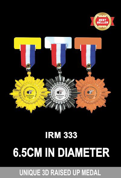 medal irm333